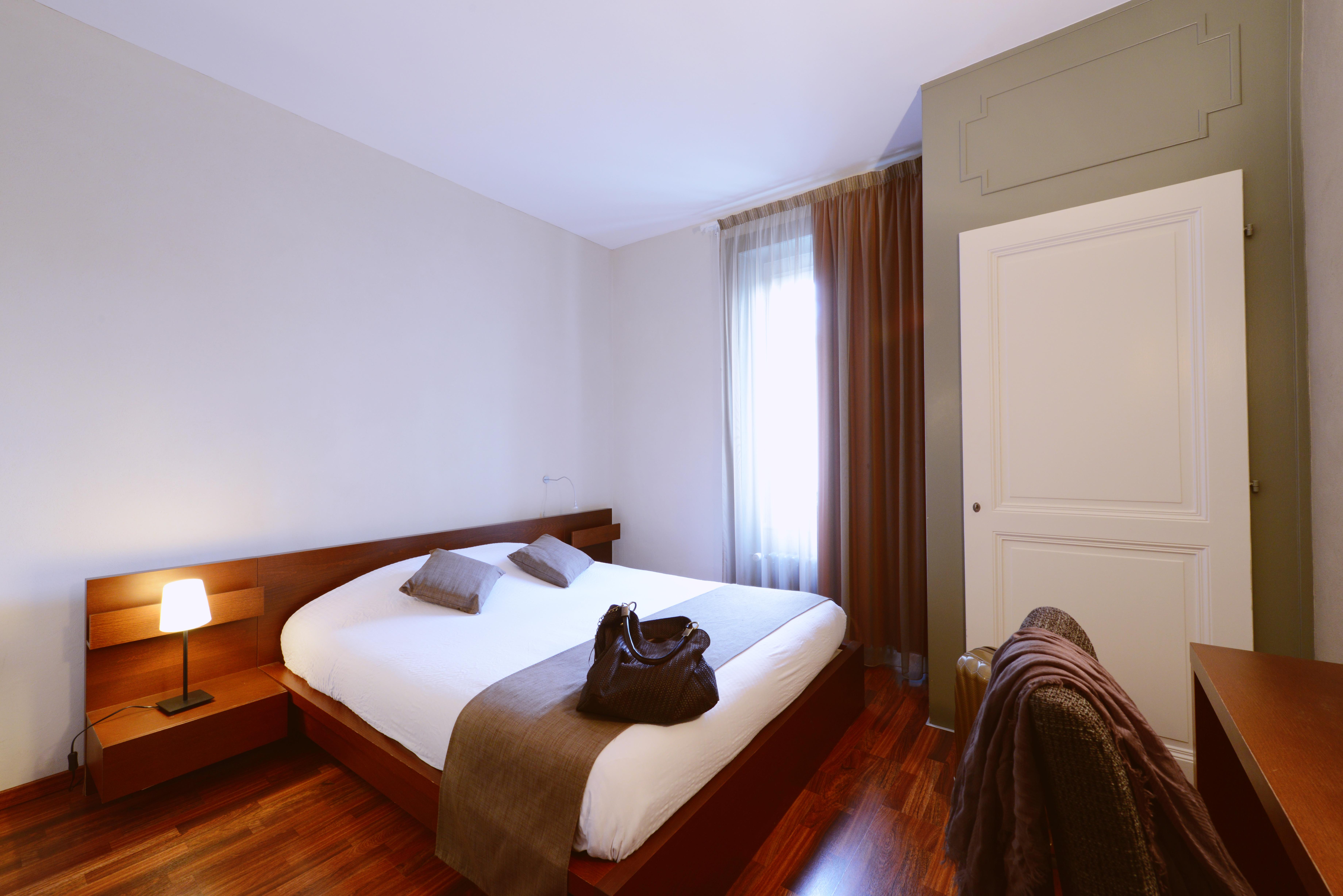 Hotel-du-Marche-Lausanne-Zimmer-Doppel-2-Hôtel du Marché – Lausanne